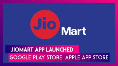 JioMart Makes Debut On Google Play Store And Apple App Store