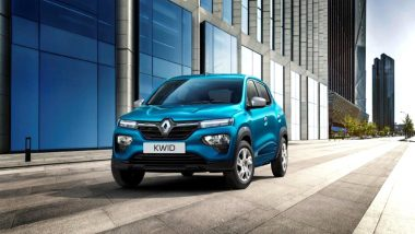 New Renault Kwid 1.0-Litre RXL Variants Launched at Rs 4.16 Lakh; India Prices, Features, Variants & Specifications