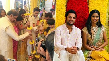 Confirmed! Tollywood Actor Nithiin To Marry Fiancée Shalini In Hyderabad On July 26