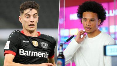 Kai Havertz Transfer News Update: Leroy Sane Accidentally Confirms Bayer Leverkusen Stars Move to Chelsea