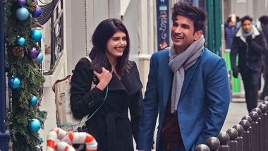 Sushant Singh Rajput's Dil Bechara Co-Star Sanjana Sanghi Lauds SC's Verdict of CBI Enquiry, Says 'Truth Is Mighty and Will Prevail'