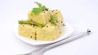 How Dhokla Can Help in Weight Loss: Here's The Recipe of This Popular Gujarati Dish (Watch Video)