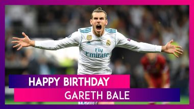 Happy Birthday Gareth Bale: Top 5 Goal By Real Madrid Winger As He Turns 31