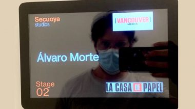 Money Heist 5: Alvaro Morte Posts 'The Professor Is Back' and We Can't Keep Calm! (View Pic)