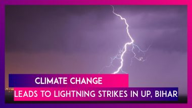 Climate Change Leads To Lightning Strikes Killing 147 People In Bihar Over The Last 10 Day