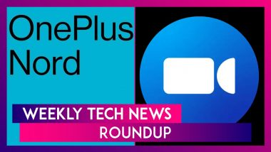 Weekly Tech Roundup: OnePlus Nord, Realme X3 Series, TikTok Ban, OnePlus TV 2020 Series & More