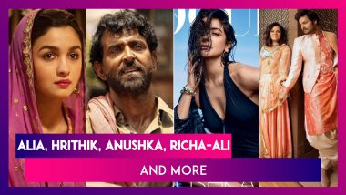 Alia Bhatt, Hrithik Roshan On Oscars Academy List Of 819 New Members; Anushka Sharma's Sizzling Pic