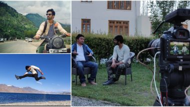 Beyhadh 2 Actor Ankit Siwach Comes Up With Travel Show Safarnama, To Take Fans On A Virtual Travel Experience (Watch Video)