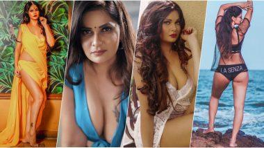 Aabha Paul Hot & XXX-Tra Sexy Photos: 11 Pics of Gandi Baat 3 and Kamasutra 3D Actress Will Tempt You to Follow This Internet Sensation on Instagram