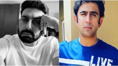 Abhishek Bachchan's Breathe: Into The Shadows Co-Star Amit Sadh To Undergo COVID-19 Test (View Post)