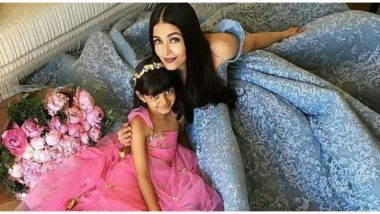 Aishwarya Rai Bachchan and Daughter Aaradhya, Tested Positive For COVID-19, Admitted To Nanavati Hospital From Home Quarantine
