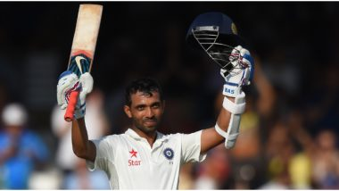 This Day That Year: Ajinkya Rahane Scores Match-Winning Test Century against England at Lord's in 2014