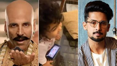 Akshay Kumar Is Impressed As Actor Ravi Dubey Shares Video of His Little Nephew Being Junior Bala (View Tweet)