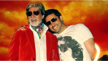 Amitabh Bachchan Tests Negative For COVID-19, Abhishek Bachchan Remains Hospitalised Due To Comorbidities