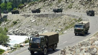 Disengagement Between Troops of India & China Completed at Patrolling Point 17