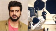 Arjun Kapoor Shoots for the First Time After 4 Months, Says 'New World Order Accepted' (View Post)