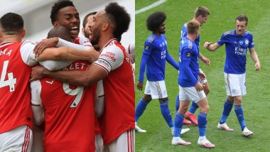 Leicester City vs Arsenal Carabao Cup 2020–21 Live Streaming Online: How to Watch Free Live Telecast of EFL Cup Football Match in Indian Time?