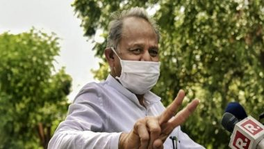 Ashok Gehlot Government Tables Proposal For Trust Vote in Rajasthan Assembly