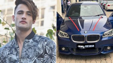 Bigg Boss 13's Asim Riaz Buys His 'Dream Car', Shares Pictures of the Fancy Four-Wheeler on Instagram!