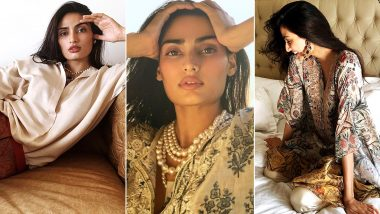 Athiya Shetty Embarked on a Repurposing Spree Using Her Mother's Outfits for the Brides Today Photoshoot!