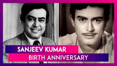 Sanjeev Kumar Birth Anniversary: 7 Essential Classics Of The Legend You Should Not Miss