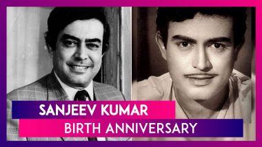 Sanjeev Kumar Birth Anniversary: 7 Essential Classics Of The Legend You Should Not Miss