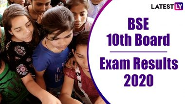 BSE Odisha 10th Result 2020 Declared: 78.76% Pass, Check Class 10 Board Exam Results Online at orissaresults.nic.in