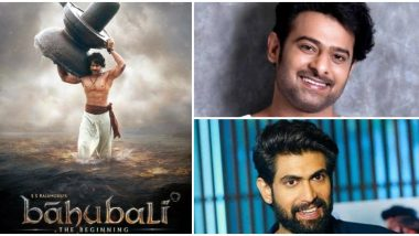 5 Years Of Baahubali: Prabhas and Rana Daggubati Get Nostalgic With a Video Celebrating the Film's Best Moments (View Posts)