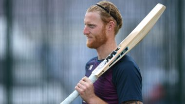 IPL 2021: England All-Rounder Ben Stokes Says 'Not Looking To Bat in the Top-Order in T20Is'