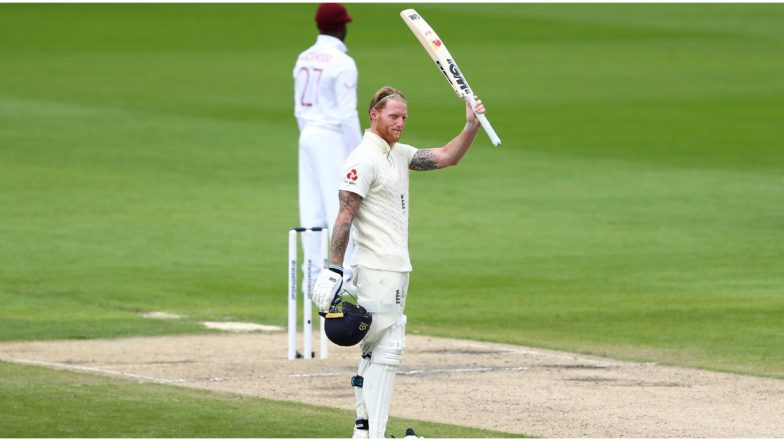 England vs West Indies, 2nd Test 2020, Day 5, Stat Highlights: Ben Stokes Enters Elite List, Chris Woakes Reaches New Milestone and All Other Records Created at Old Trafford