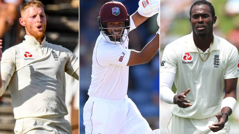 England vs West Indies 1st Test 2020: Ben Stokes, Shai Hope, Jofra Archer & Other Key Players to Watch Out for in Southampton