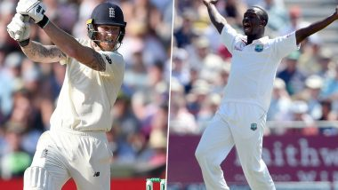 England vs West Indies 3rd Test 2020: Ben Stokes vs Kemar Roach and Other Exciting Mini-Battles to Watch Out for in Manchester