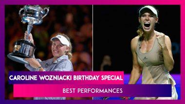 Happy Birthday Caroline Wozniacki: Five Best Performances Of The Former Grand Slam Winner