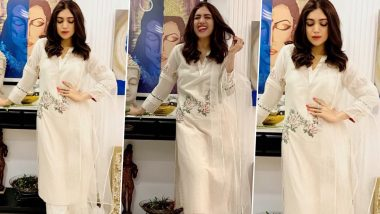 When Bhumi Pednekar Was Simple, Elegant and Stunning in Ivory!