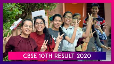 CBSE 10th Result 2020 Declared: 91.46% Pass, Check CBSE Class 10 Board Exam Result Highlights