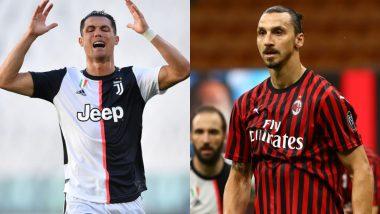 Cristiano Ronaldo vs Zlatan Ibrahimovic: Ibra Prevails in Latest Battle Against CR7