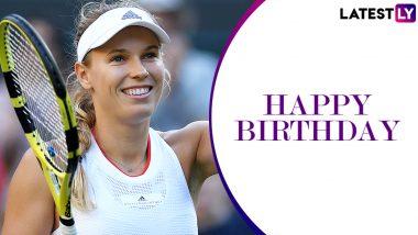 Caroline Wozniacki Birthday Special: Top Five Matches of the Former Australian Open Champion (Watch Video)
