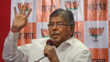 BJP Ready to Re-Align With Shiv Sena, 'With Some Conditions', Says Chandrakant Patil Amid Fissures in MVA