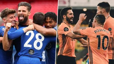 CHE vs WOL Dream11 Prediction in Premier League 2019–20: Tips to Pick Best Team for Chelsea vs Wolves Football Match
