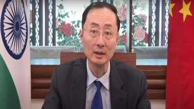 India And China Should be Partners, Rather Than Rivals, Must Find Solutions For Border Disputes Through Negotiations, Says Chinese Envoy Sun Weidong