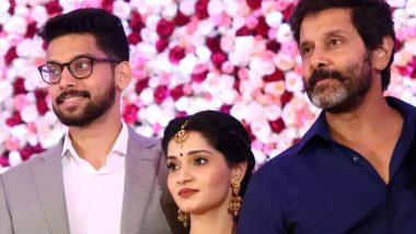 Chiyaan Vikram To Become A Grandpa Soon! Superstar's Daughter Akshita Expecting Child With Manu Ranjith