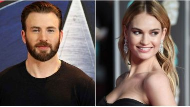 Chris Evans and Lily James Spark Dating Rumours After Getting Spotted Together in London (View Pics)