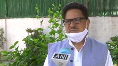 PL Punia Says 'Sachin Pilot is With BJP', Later Retracts Saying He Meant Jyotiraditya Scindia