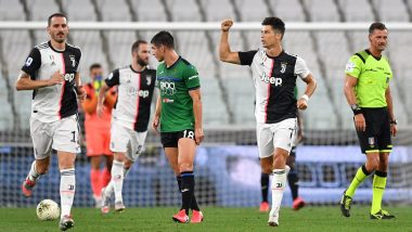 Cristiano Ronaldo Responds After Shattering Records at Serie A 2019–20, Says 'Records Are Always Important, but the Important Thing Is That the Team Wins'