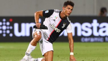 Cristiano Ronaldo to be Rested For Remaining Serie A 2019-20 Season: Reports