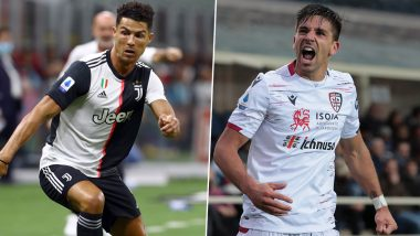 Cagliari vs Juventus, Serie A 2019–20: Cristiano Ronaldo, Giovanni Simeone and Other Players to Watch Out in CAG vs JUV Football Match
