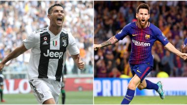 Cristiano Ronaldo Surpasses Lionel Messi To Achieve This Prolific Record After a Goal Against Dynamo Kyiv, Champions League 2020-21