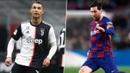 Barcelona and Juventus Get Into a Twitter War Over the GOAT After Lionel Messi Leads Catalans to 2-0 Against Juventus in Champions League 2020