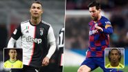 Cristiano Ronaldo vs Lionel Messi: Brazilian Legends Ronaldinho and Ronaldo Nazario Settle the GOAT Debate