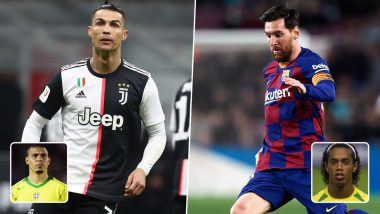 Cristiano Ronaldo Leaves Behind Lionel Messi to Make it to Top 10 List of Most Admired Men 2020 (Check Full List)